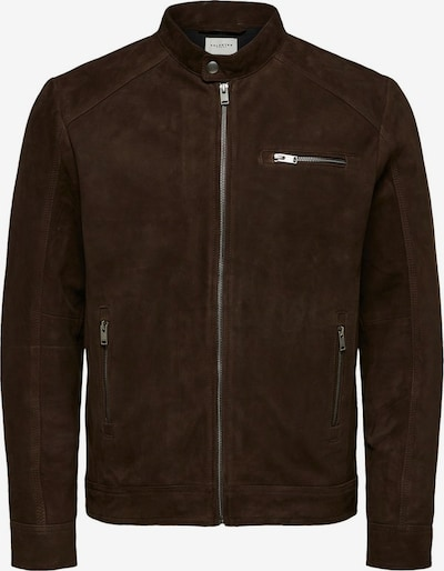 SELECTED HOMME Jacke in braun, Produktansicht