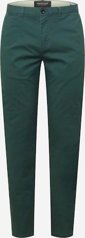 Pantalon chino 'Mott' SCOTCH & SODA en vert