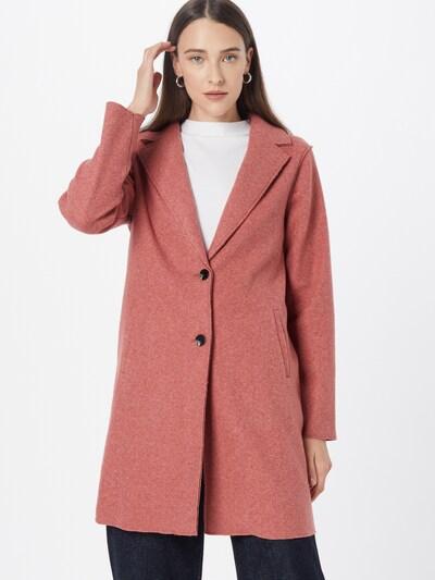 Palton de primăvară-toamnă 'CARRIE' ONLY pe roșu, Vizualizare model