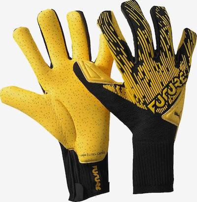 PUMA Handschuh in gelb, Produktansicht