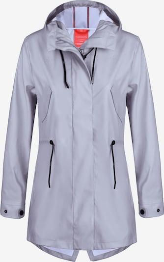 Dingy Rhythm Of The Rain Regenmantel 'Ella' in grau, Produktansicht