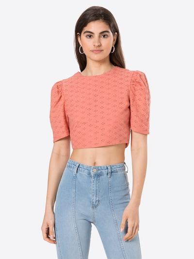 Trendyol Bluse in orange, Modelansicht