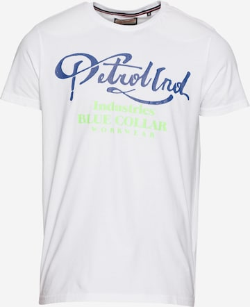 Petrol Industries Shirt in Wit