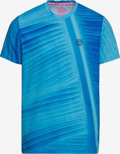 BIDI BADU T-Shirt Enkil Tech im modischen Design in blau, Produktansicht