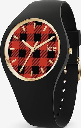 ICE WATCH ICE Watch Uhren Analog Quarz ' ' in rot / schwarz, Produktansicht