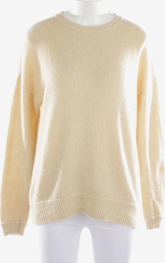 Odeeh Pullover / Strickjacke in S in pastellgelb, Produktansicht