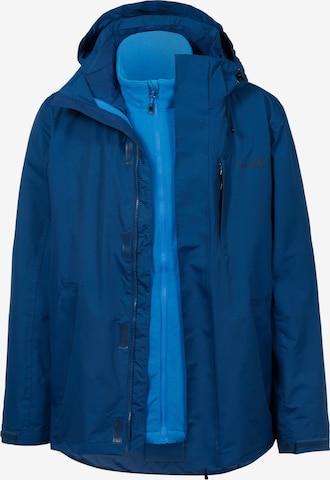 moorhead Outdoor jacket in Blue