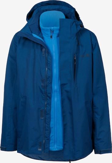 moorhead Jacke in dunkelblau, Produktansicht
