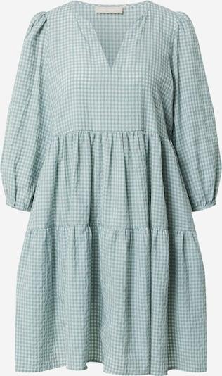 KAREN BY SIMONSEN Kleid 'Hamy' in mint / weiß, Produktansicht