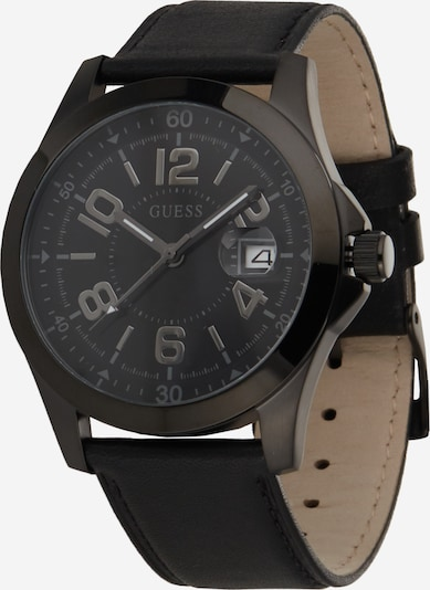 GUESS Analoginen kello värissä musta, Tuotenäkymä