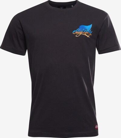 Maglietta Superdry di colore blu / rosa, Visualizzazione prodotti