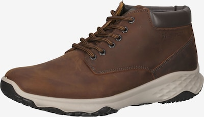 IGI&CO Lace-Up Boots in Brown / Dark brown, Item view