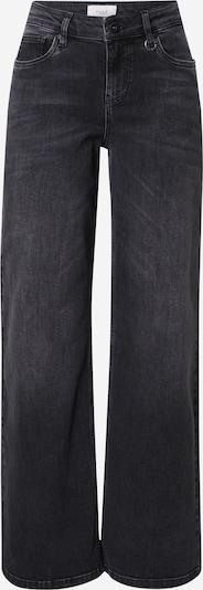 Jeans 'EMMA' PULZ Jeans pe negru denim, Vizualizare produs