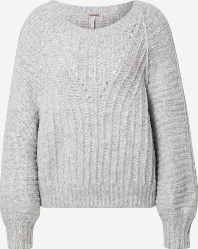 Free People Pullover 'CARTER' in grau, Produktansicht