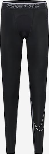 NIKE Παντελόνι φόρμας σε γκρι / μαύρο / λευκό, Άποψη προϊόντος