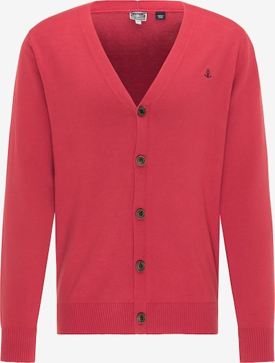DreiMaster Maritim Knit cardigan in pastel red, Item view