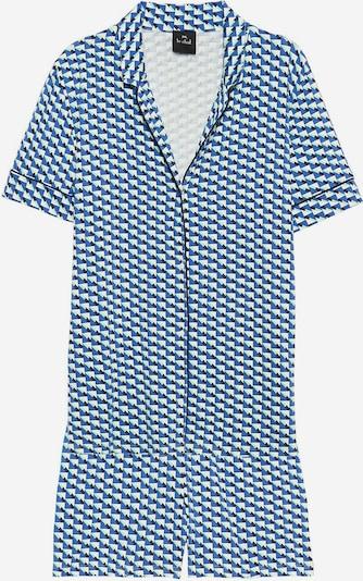 Le Chat Pyjama 'Vita' in blau / mint / schwarz / weiß, Produktansicht