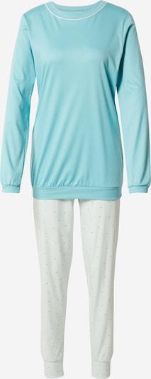 CALIDA Pyjama in de kleur Blauw / Wit, Productweergave