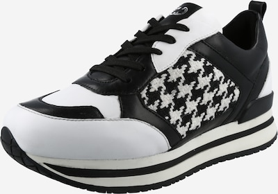 GERRY WEBER SHOES Sneaker 'CALIFORNIA 02' in schwarz / weiß, Produktansicht
