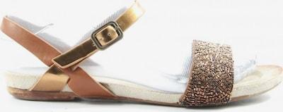 Fabs Sandals & High-Heeled Sandals in 36 in Bronze, Item view
