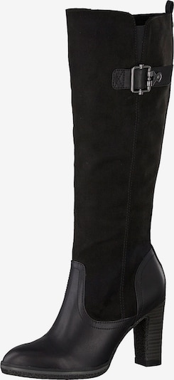 s.Oliver Boot in black, Item view