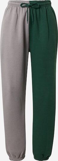 Daisy Street Панталон 'Megan' в сиво / зелено, Преглед на продукта