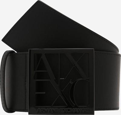 Cintura ARMANI EXCHANGE di colore nero, Visualizzazione prodotti