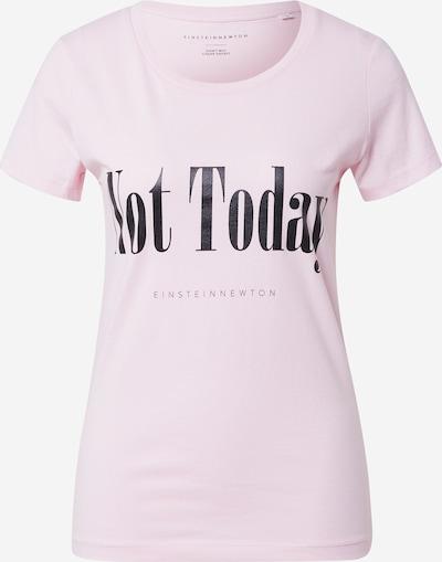 EINSTEIN & NEWTON Shirt 'Not Today' in pink / schwarz, Produktansicht