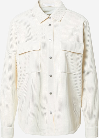 BOSS Casual Blouse 'Bafy' in de kleur Ecru, Productweergave