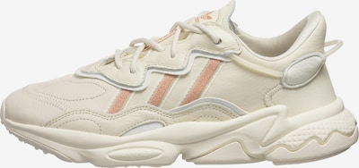 ADIDAS ORIGINALS Sneaker 'Ozweego' in creme / apricot: Frontalansicht