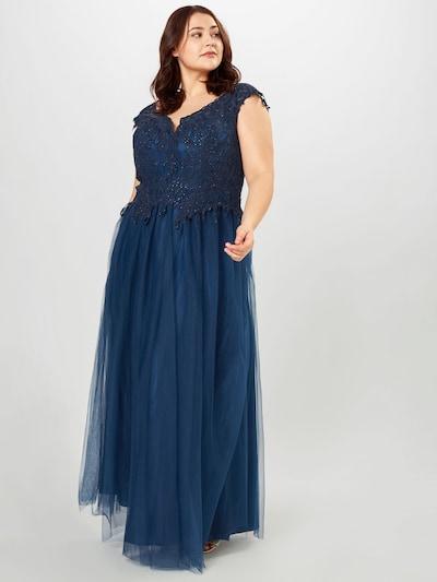 My Mascara Curves Společenské šaty - námořnická modř, Model/ka