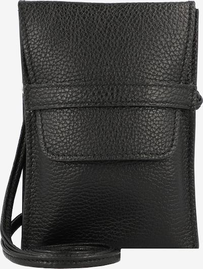 ABRO Schoudertas 'Camilla' in de kleur Zwart, Productweergave