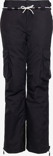 Superdry Snow Outdoorbroek 'Freestyle' in de kleur Zwart, Productweergave