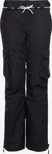 Superdry Snow Pantalon outdoor 'Freestyle' en noir, Vue avec produit