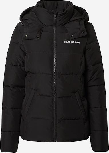 Geacă de iarnă Calvin Klein Jeans pe navy, Vizualizare produs