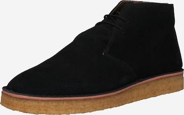 Superdry Chukka Boots i svart
