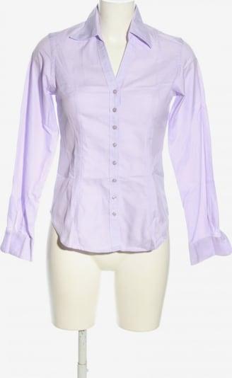 TM Lewin Langarmhemd in XS in lila, Produktansicht