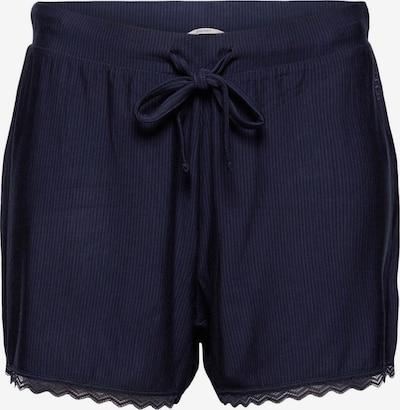 ESPRIT Pantalon de pyjama en marine / bleu foncé, Vue avec produit