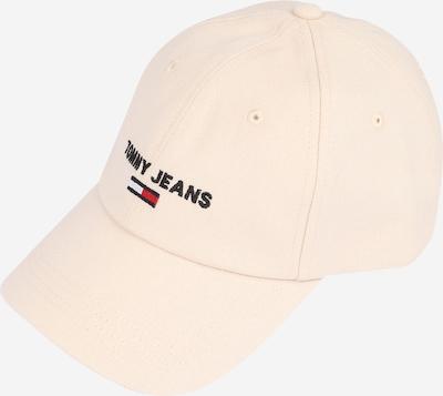 Șapcă Tommy Jeans pe bej / albastru închis, Vizualizare produs