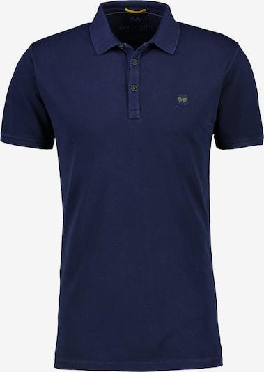 NEW IN TOWN Poloshirt Poloshirt in blau: Frontalansicht