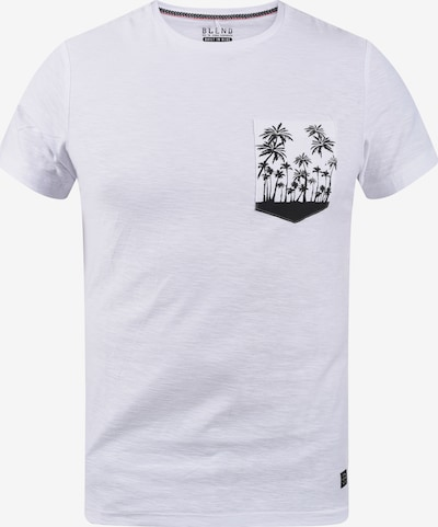 BLEND T-Shirt in silber, Produktansicht