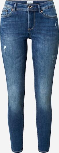 Jeans ONLY di colore blu denim: Vista frontale