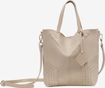 Usha Handbag in Grey