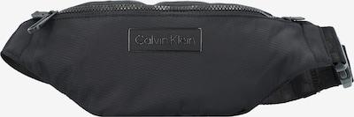 Calvin Klein Sacs banane en noir, Vue avec produit