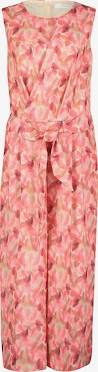 Betty & Co Jumpsuit in pink / dunkelpink / weiß, Produktansicht