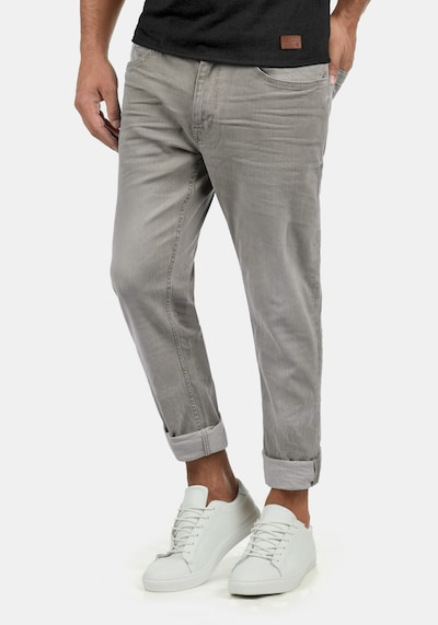 BLEND 5-Pocket-Jeans 'Taifun' in grau, Modelansicht