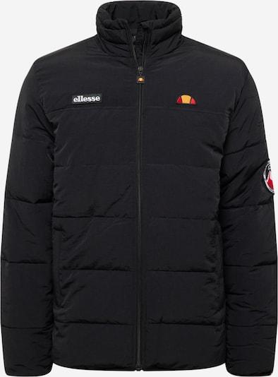 ELLESSE Jacke in orange / rot / schwarz / weiß, Produktansicht