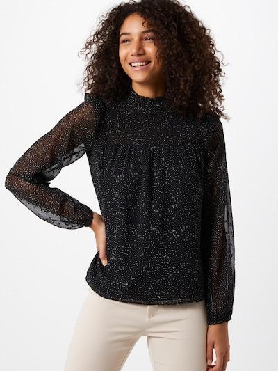 Dorothy Perkins Bluse in schwarz / weiß, Modelansicht