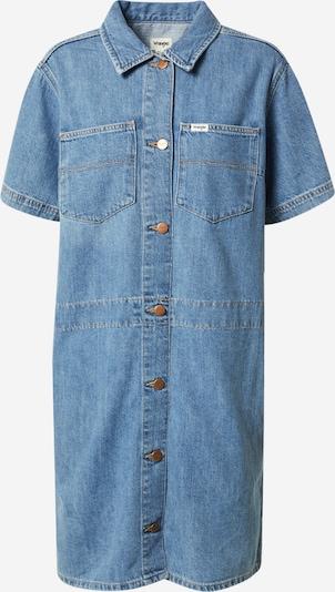 WRANGLER Skjortklänning 'CHORE' i blå denim, Produktvy