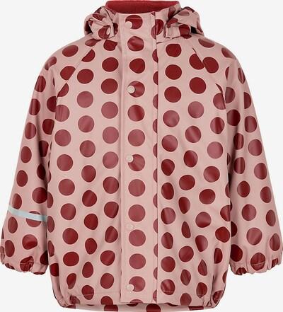 CELAVI Jacke in altrosa / rot, Produktansicht